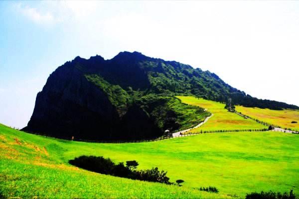 济州城山日出峰1